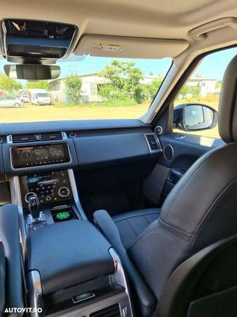 Land Rover Range Rover Sport km reali, verificabili în reprezentanta, mașina personala.