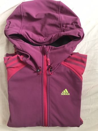 Дамско яке, ветровка Adidas Terrex Windstopper Soft Shell , размер S