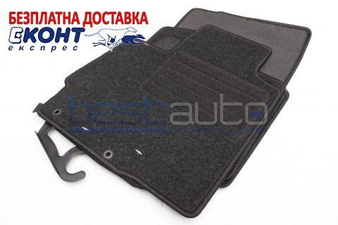 Мокетни стелки Petex за Peugeot 4007 / Пежо 4007 мокет стелки 4007