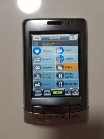 Telefon Mio cu navigatie