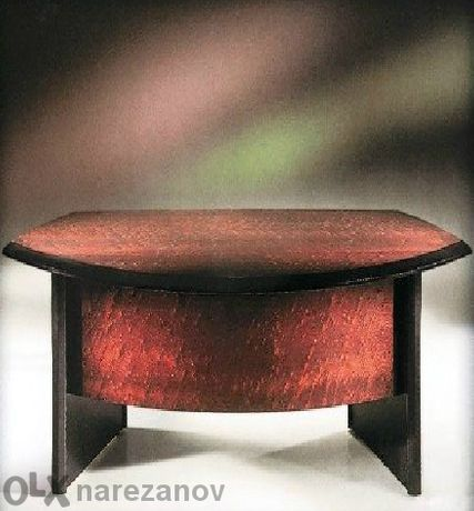 Офис комплект, дизайнерско бюро, маса, шкафове Leontaridis Santos / Le