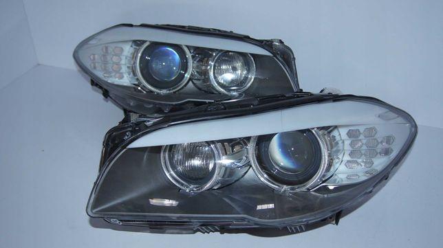 BMW 5 F10 F11 far xenon adaptiv stanga dreapta bi-xenon led bixenon