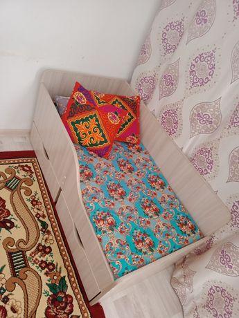 Детский кровать сатам