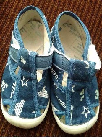 сини обувчици за момче Беко