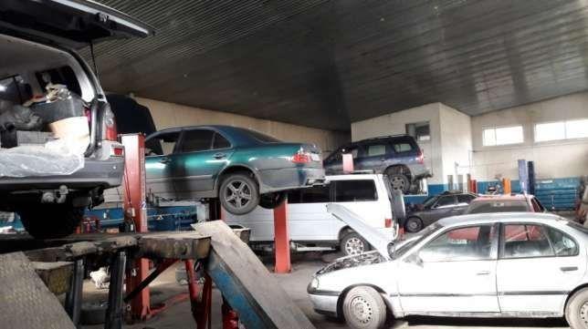 Автосервис. СТО . Ремонт автомобилей : двигатель , коробка , ходовая .