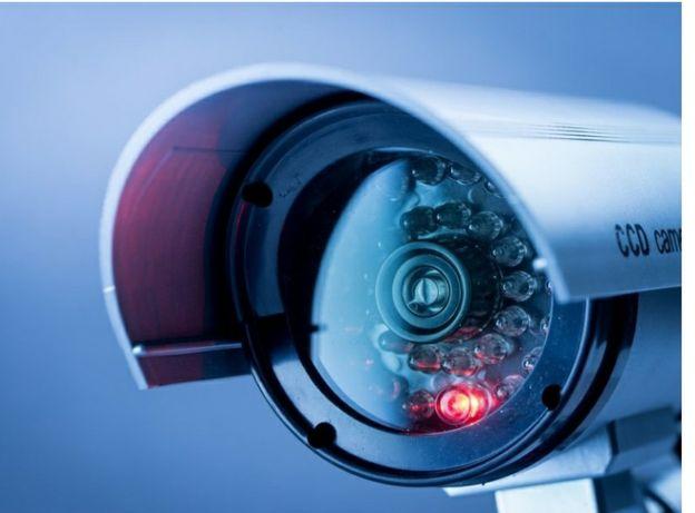 Видеонаблюдение и пожарная сигнализация