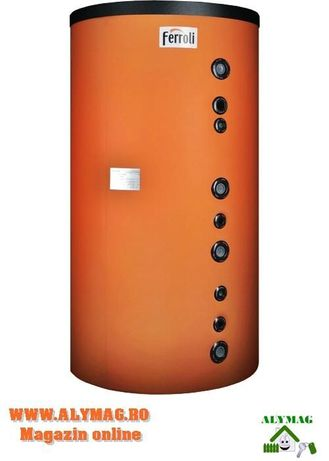 Rezervor izolat tip Puffer FB 1000 L Ferroli