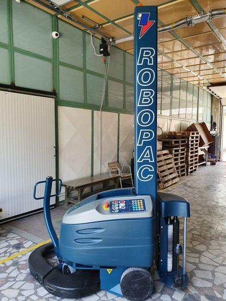 Masina infoliere stretch ROBOPAC Robot S5 (Folie stretch / palet)