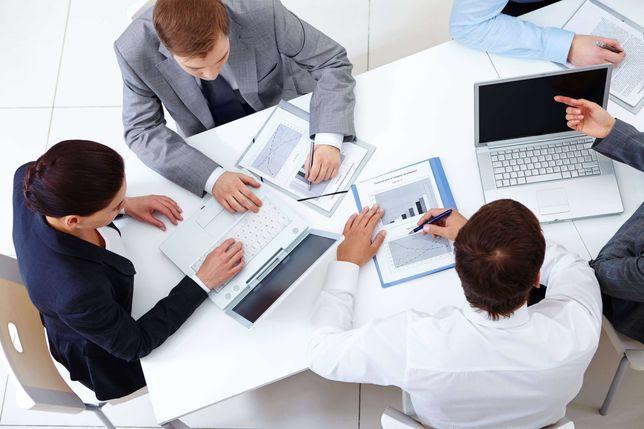 Услуги по бизнес-планированию