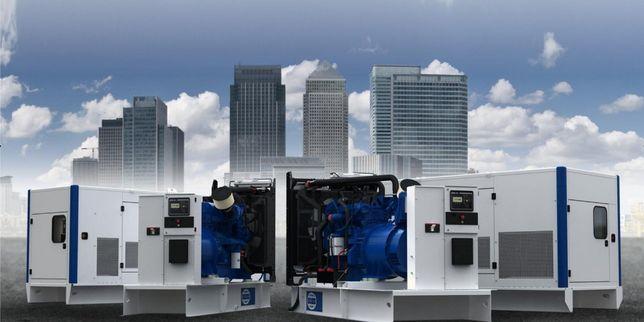 Генератор в аренду, Аренда генератора от 10 кВт до 500 кВт.