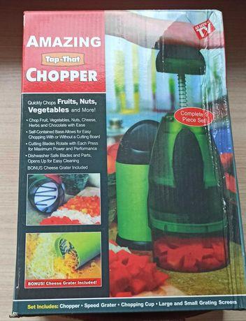 Овощерезка Amazing Chopper Tap-That