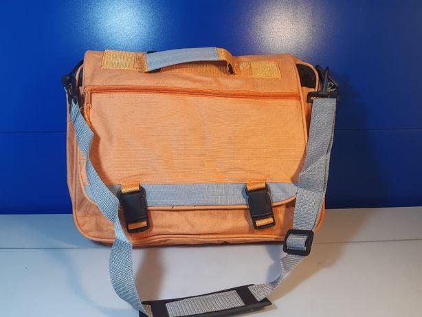Mapa pentru acte, geanta , portocaliu