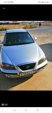 Машина hyundai