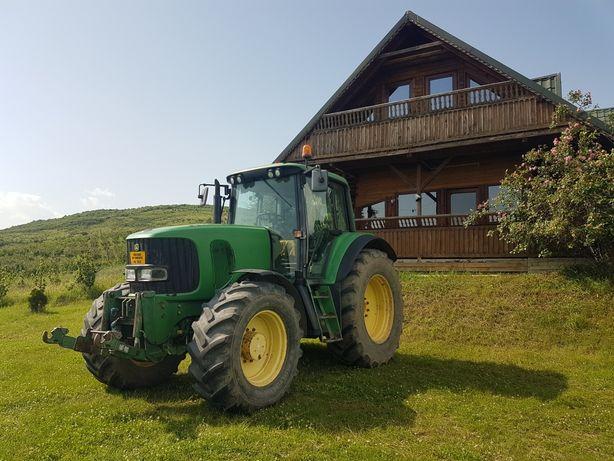 Vând Tractor John Deere 6920