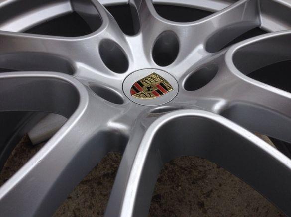Джанти порше кайен 23 техарт Porsche 5X130 Cayenne цола OZ Ауди Кю7 Q7
