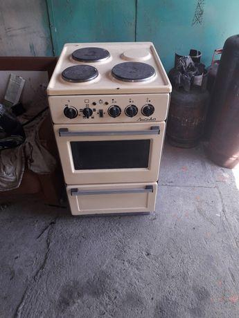 Электро плита на 220в.тэны