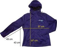 Geaca ski schi munte ZIENER 7K deosebita, ca noua (dama XL) cod-556300