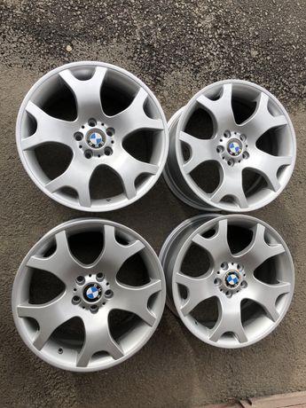 Jante aliaj 5x120mm, originale BMW 19 inci'' in 2 latimi!! X5 ca noi!!