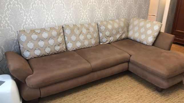 Продам белорусский угловой диван