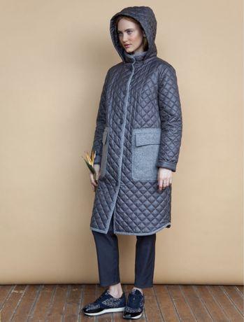 Пальто демисезонное стеганное