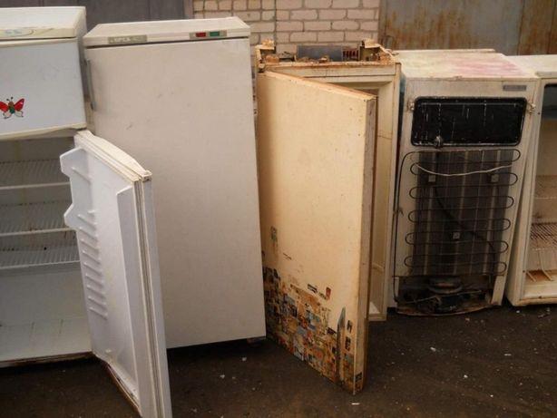 Прием холодильников