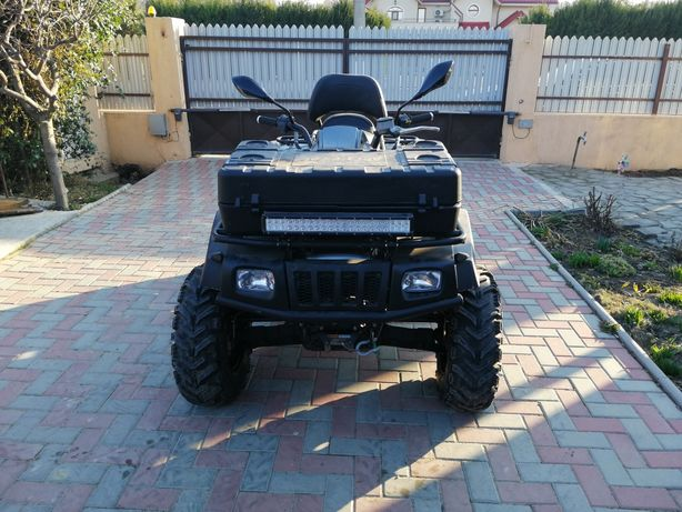 atv artic cat TRV500