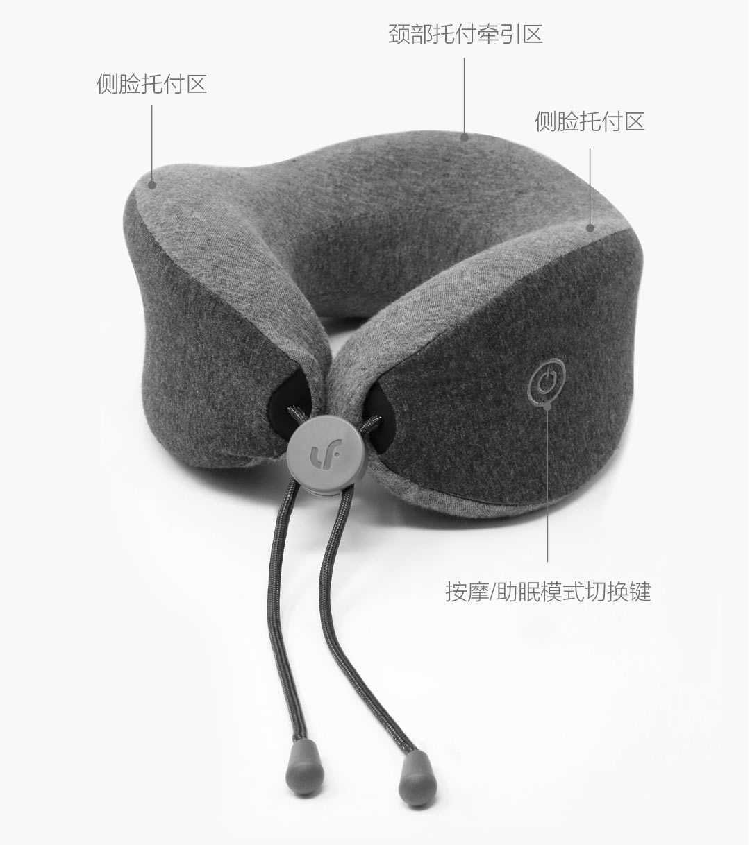 Perna pt masaj si dormit BT Xiaomi Mijia