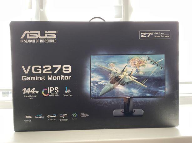 Игровой монитор Asus VG279, 27 дюймов, 144hz