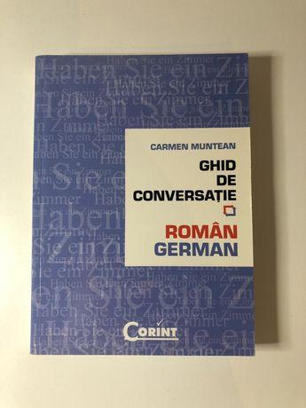 Ghid conversatie romana-germana
