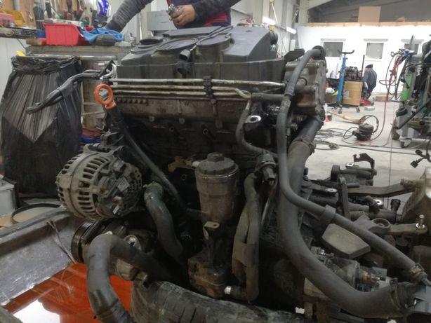 Motor defect golf 5, bls