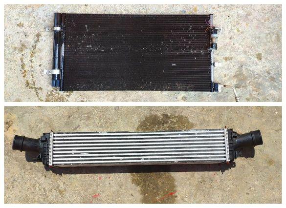 Радиатор на климатика 8K0 260 401 d интеркулер клапан Audi A5 A4 Q