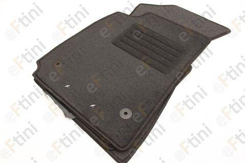 Мокетни стелки Petex за Audi A4 B5 / Ауди А4 Б5 (1999-2001) фейслифт