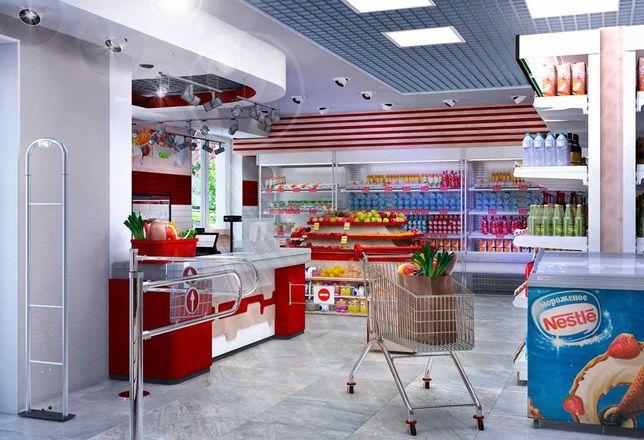 Продуктовый магазин  Тауельсыздык - Куйши Дина