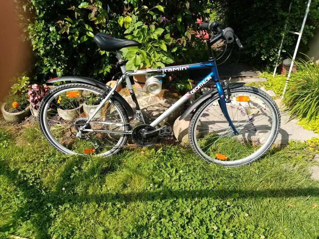 Bicicleta decatlon Germania