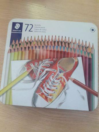 Немецкие цветные карандаши STAEDTLER