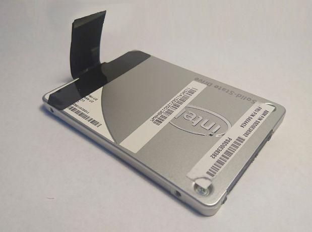 Intel SSD Disk 180 GB/ Жесткий диск 180 ГБ