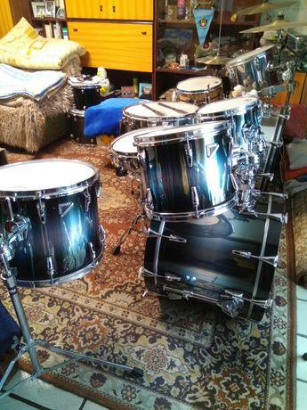 Продавам комлект барабани Remo Master Edge