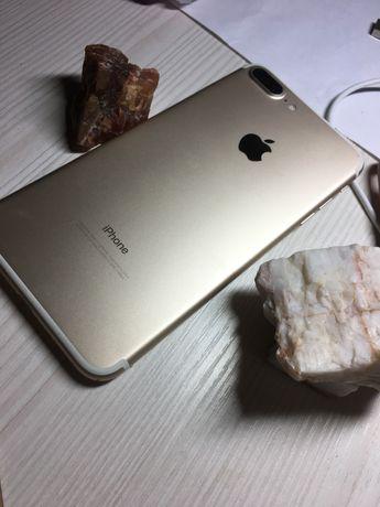 iPhone 7+/plus Айфон 7+/плюс 32гб Золото