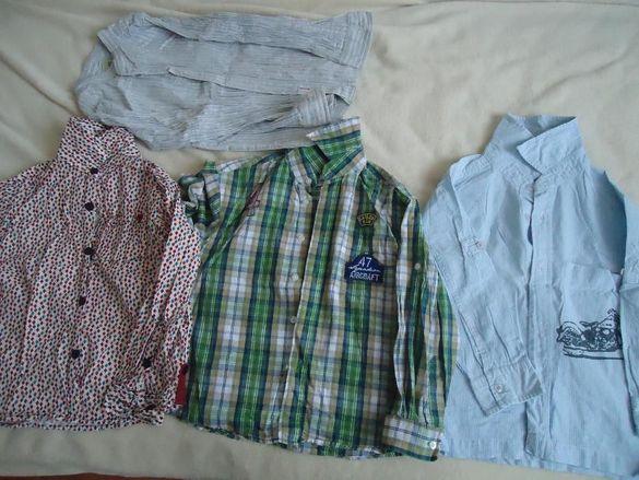 ризи и комплекти за 5-6г.