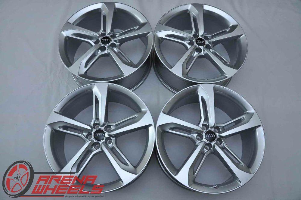 Jante Noi 21 inch Originale Audi A7 S7 RS7 A8 S8 Q7 SQ7 A6 S6 RS6 R21 Bucuresti - imagine 1
