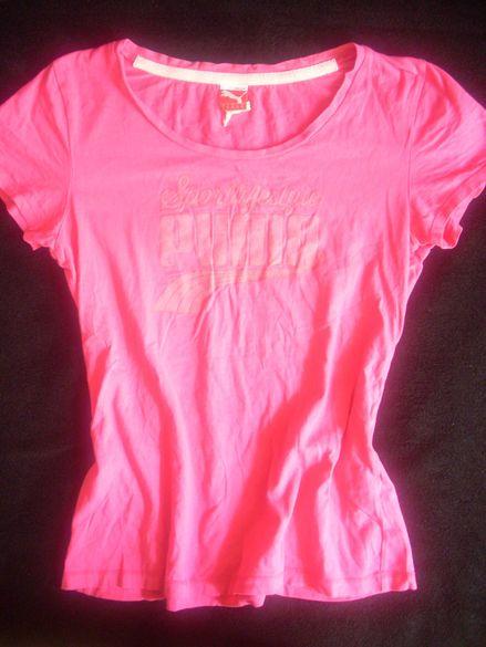 Puma - Оригинална дамска тениска