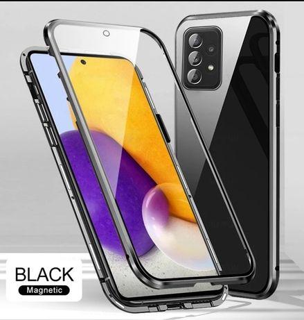 Двоен Магнитен Кейс за Samsung Galaxy A32 5G A52 A72 / 360 Градуса