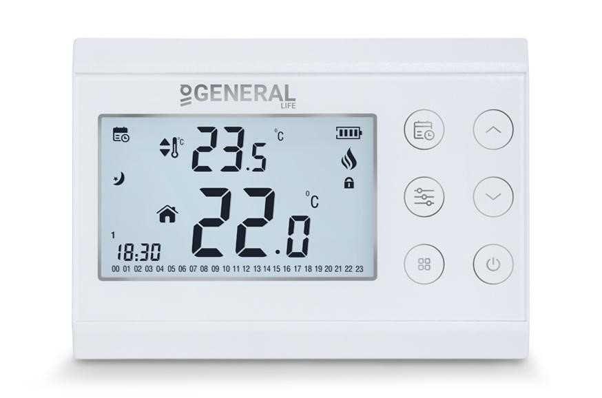 Стайни термостати жични и безжични