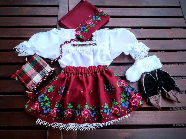 Costum popular maramures fete