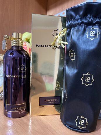 Продам духи Montale Dark purple