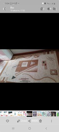 Продам ковёр в хорошем состоянии за 8000