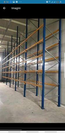 Rafturi metalice profesionale reglabile lichidare de stoc la super pre