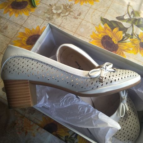 Свежи пролетно-летни обувки на МатСтар