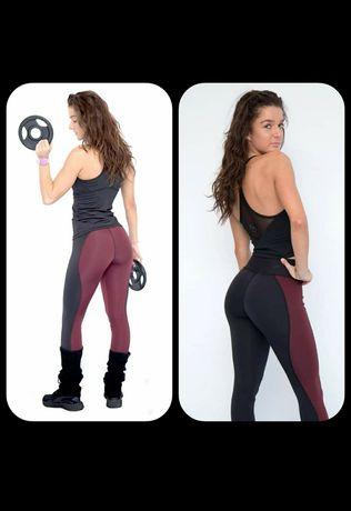 Colanti Fitness Push-Up Compresivi mar M