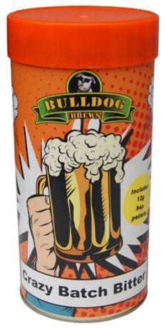 Bulldog - kituri pentru bere de casa - 4 variante